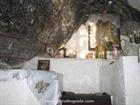 The small rocky church