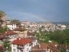 Regenbogen ьber Tirnovo