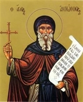 ANTONOVDEN  (St. Anthony's Day) - January 17