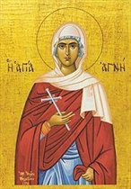 ST. AGNES und ST. MAXIMUS, der Bekenner – 21. Januar