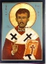 ST. TIMOTHY the Apostle - January 22