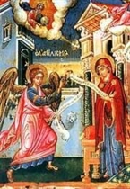 BLAGOVESHTENIE (ANNUNCIATION DAY) - March 25
