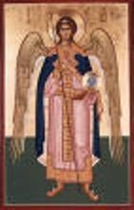 ARCHANGEL GABRIEL (Synaxis of the Holy Archangel Gabriel) - March 26