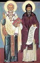 ST. CYRIL AND ST. METHODIUS - May 11