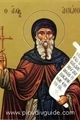 Today is ANTONOVDEN (St. Anthony`s Day)