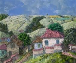 Painting Exhibition of Hinko Hinkov