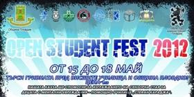 Open Student Fest in Plovdiv