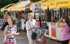 "Buchfestival ""Plovdiv liest"" startet heute"