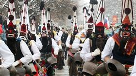 """Festival der Maskerade-Spiele """"Surva"""" bewirbt sich für die UNESCO-Liste des immateriellen Kulturerbes"""