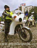 "The 13th contest ""Traffic Policeman of the Year"" takes place in Plovdiv"