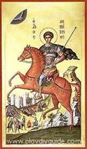 Heute ist DIMITROVDEN (St.Demetrius' Tag)