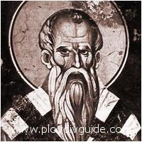 Today is the day of St. Kliment, archibishop of Ohrid
