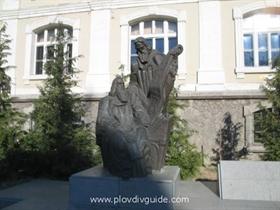 Der Finanzminister Milen Welchev zu Besuch in Plovdiv