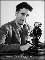 Anniversary of the death of the British writer and essayist George Orwell