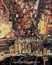Dimitar Kirov celebrates his 70th anniversary by a number of exhibitions