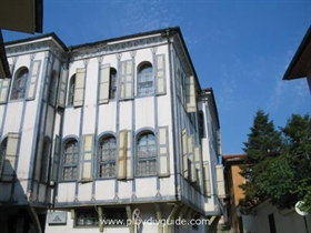 Project for the restoration of Plovdiv Old Town house-museums