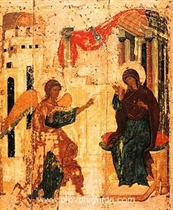 Today is BLAGOVESHTENIE (ANNUNCIATION DAY)