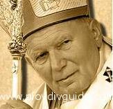 Pope John Paul II has passed away